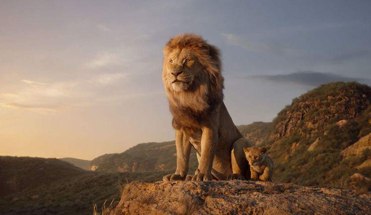 il re leone ù