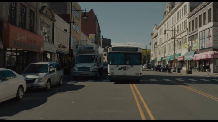 Paterson bus