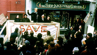 save the shop