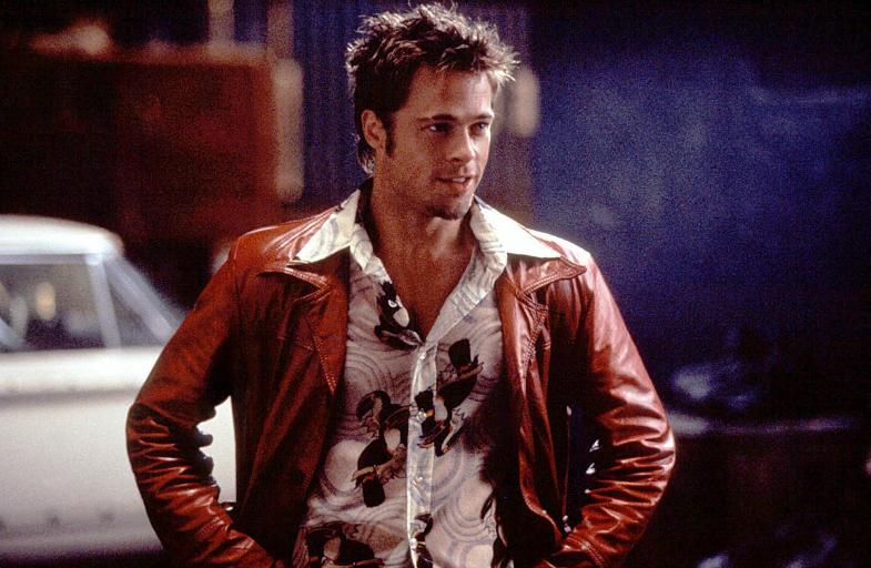 Brad Pitt Fight Club | re-movies