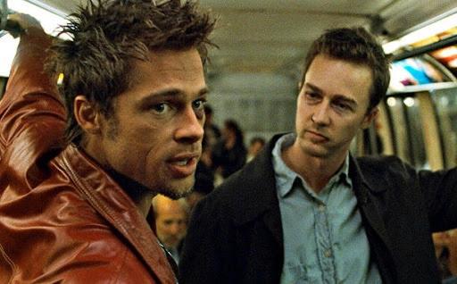 Brad Pitt ( Tyler Durden) | re-movies