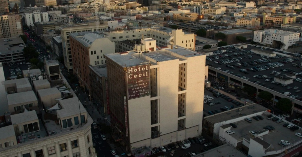 The Cecil Hotel | re-movies