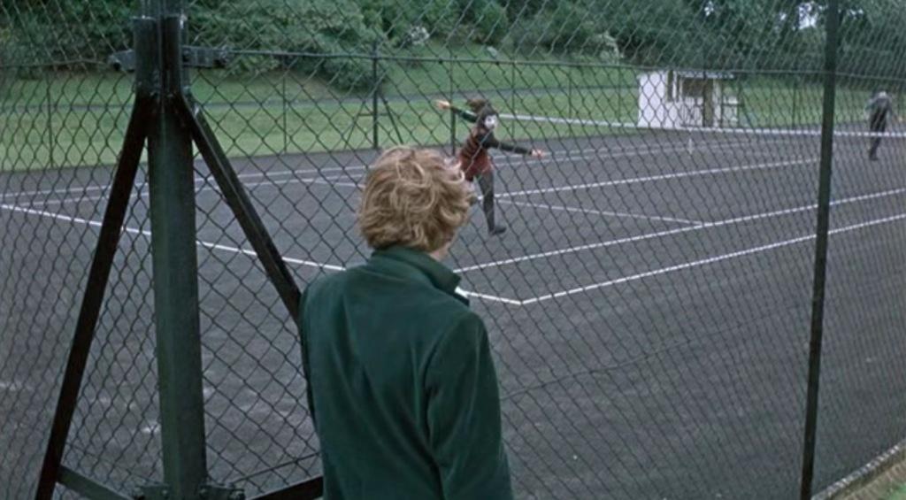 Blow-up, tennis mimi | Re-Movies