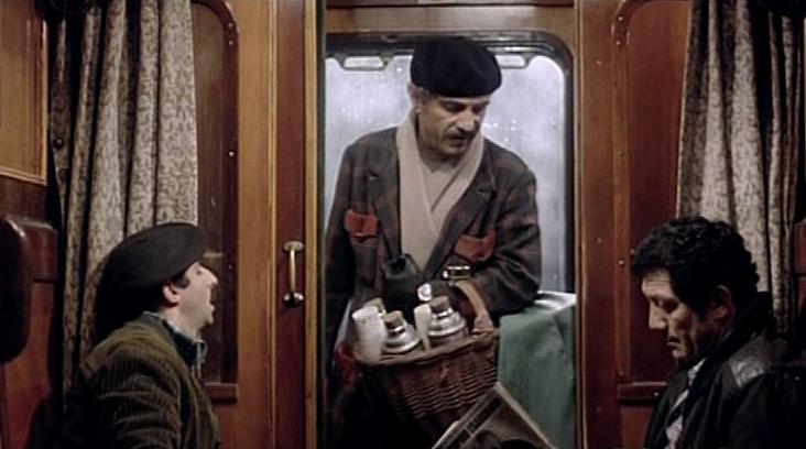Nino Manfredi cafè express| Re-movies