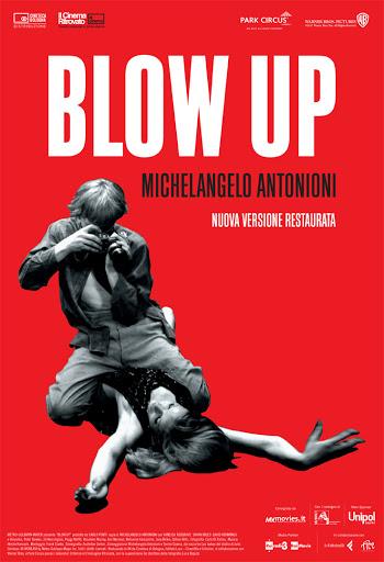 Blow-up locandina | Re-Movies
