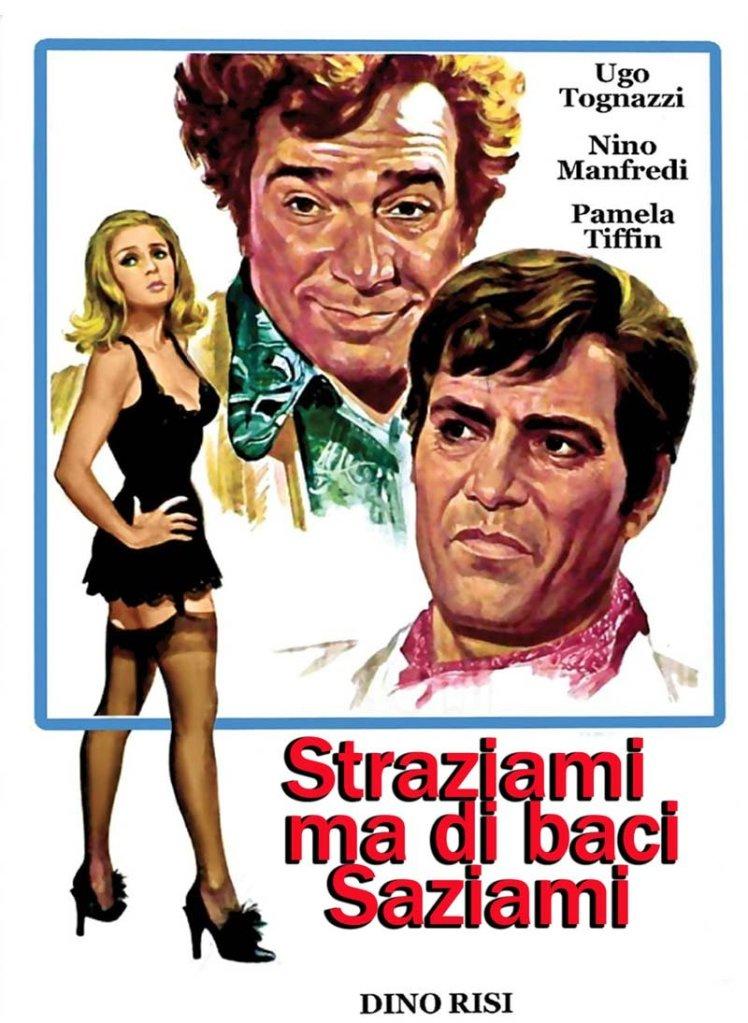 Straziami ma locandina |Re-movies
