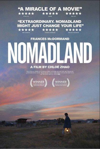 Nomadland  locandina|re-movies