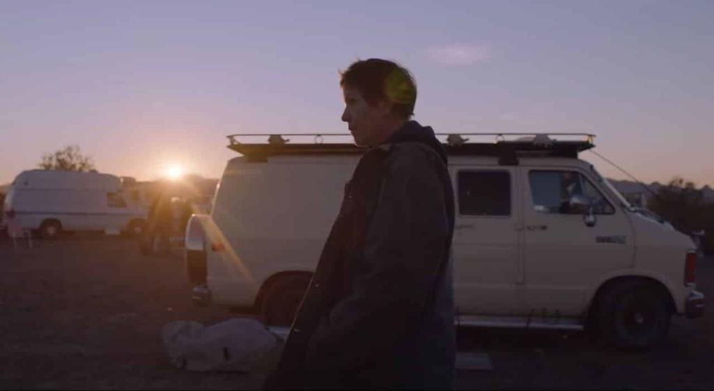 Il van di Fern in Nomadland  | re-movies