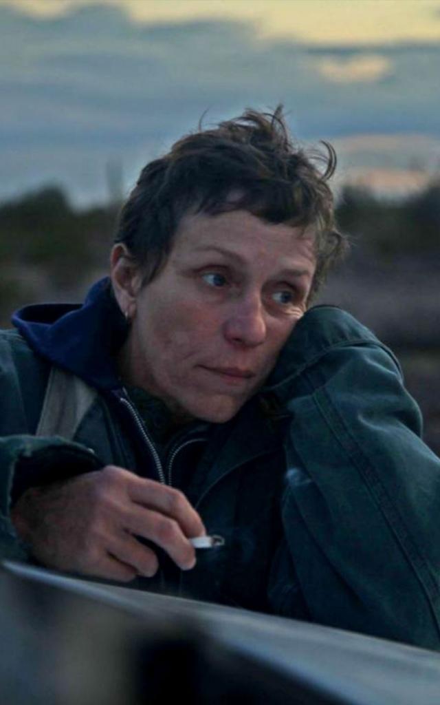 Frances Mc Dormand  Nomadland | re-movies